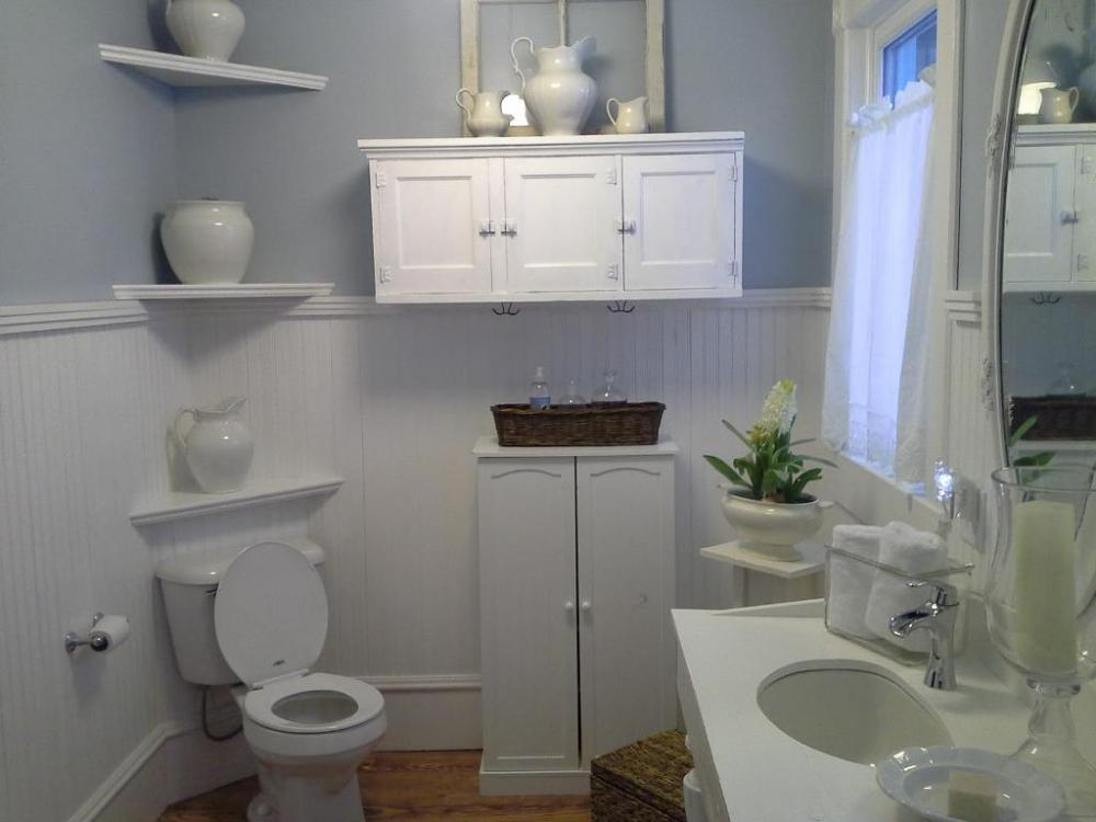 Bathroom Cabinet Over Toilet