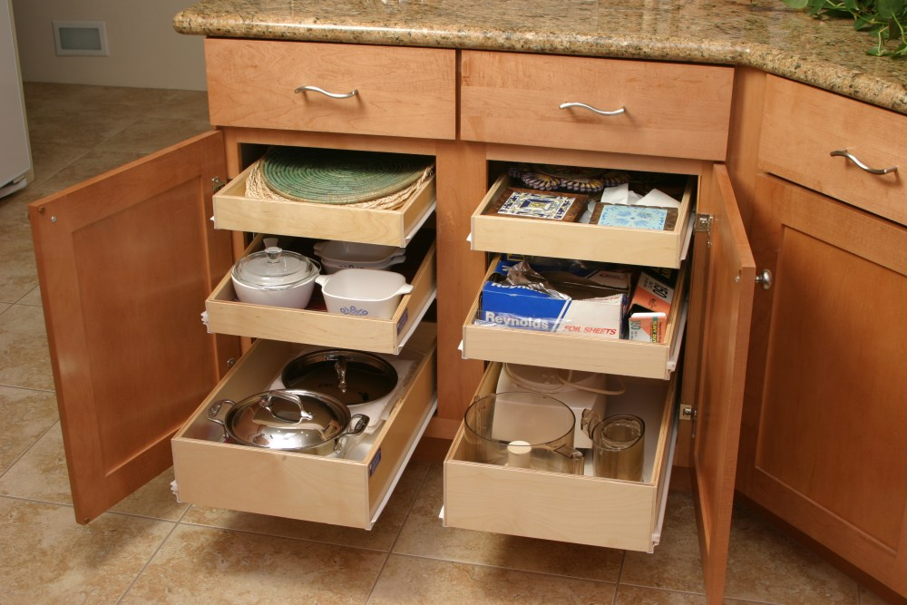 Bathroom Cabinet Pull Out Shelves