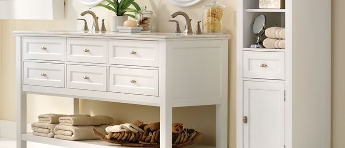 Bathroom Cabinet Storage Ideas Pinterest