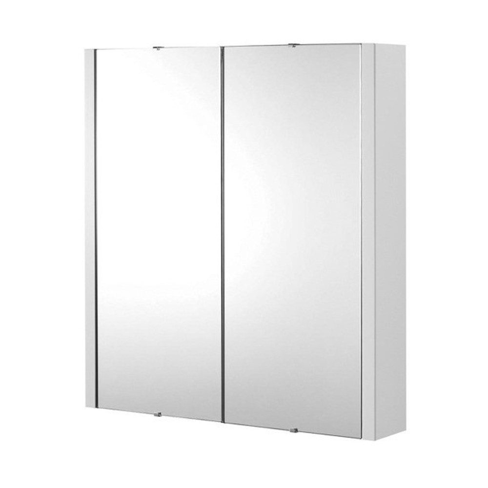 Bathroom Cabinet White Gloss