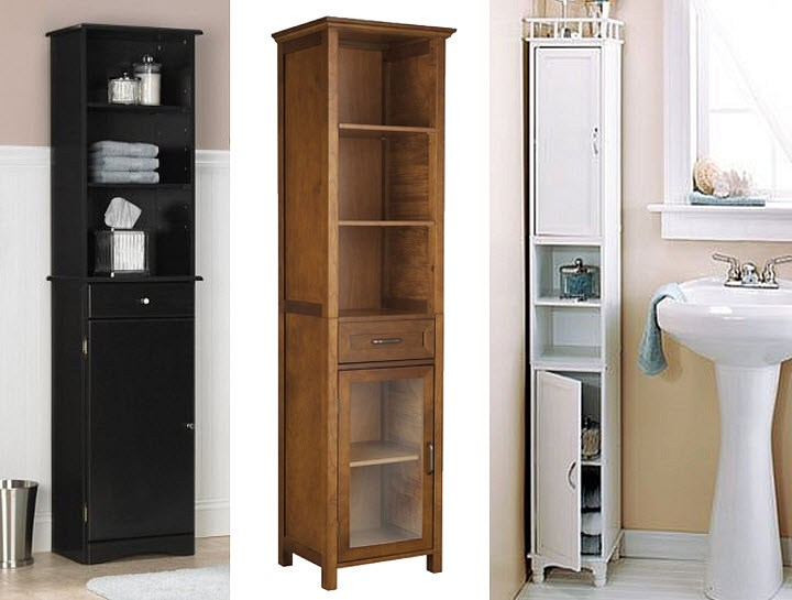 Bathroom Cabinets Storage