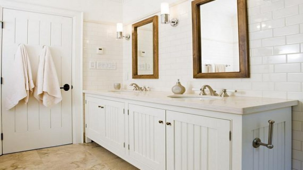Bathroom Cabinets White