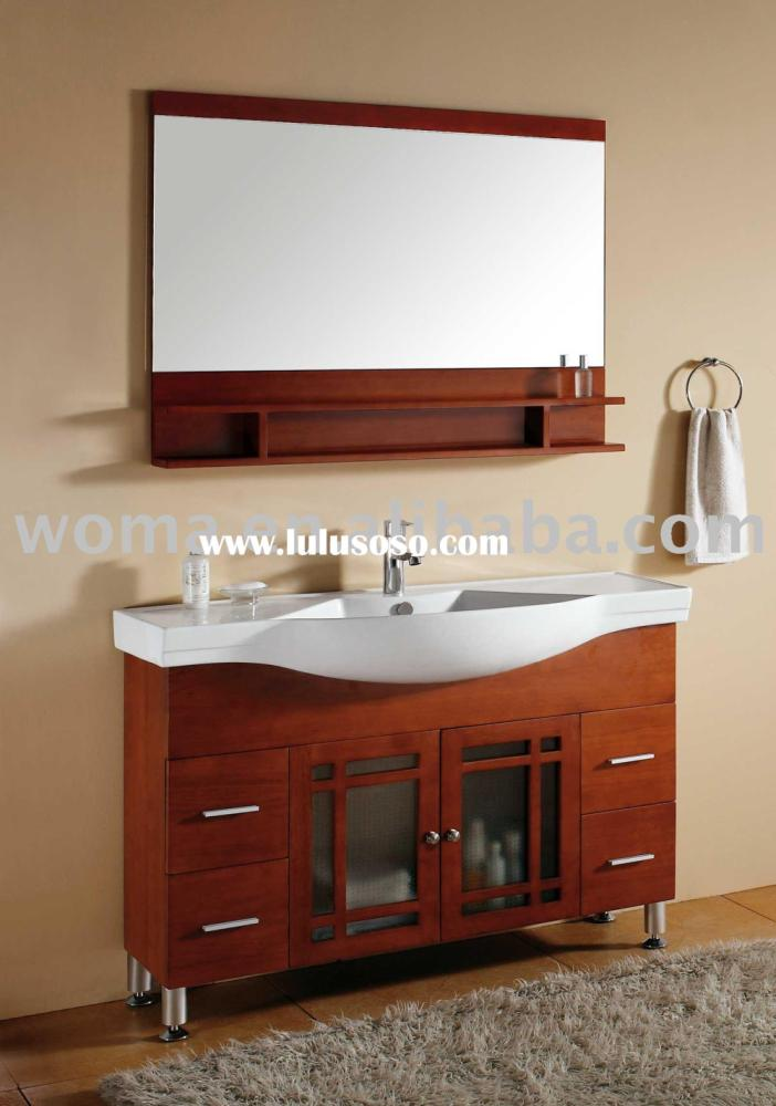 Bathroom Cabinets With Sink And Faucet