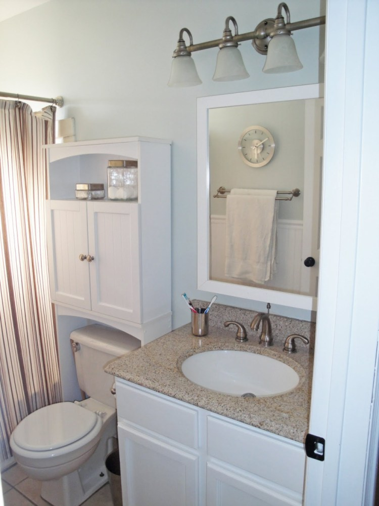 Bathroom Cabinets With Sink And Toilet