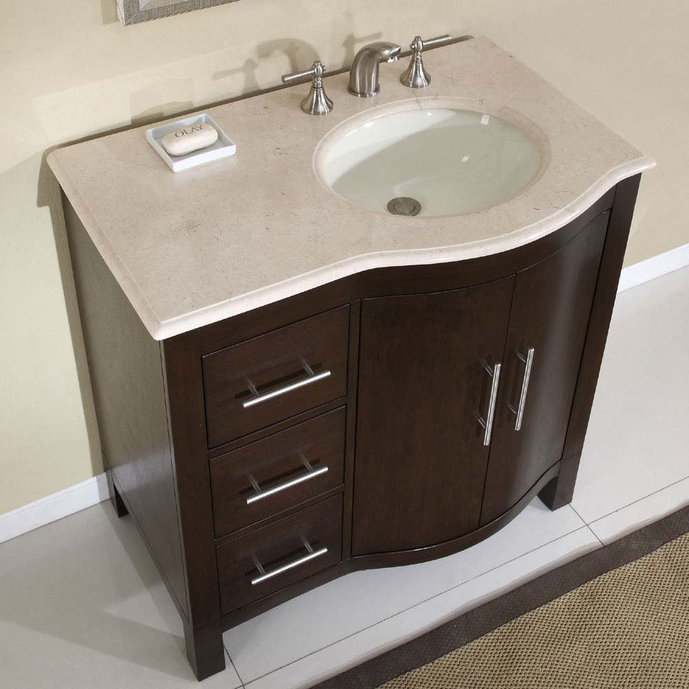 Bathroom Cabinets With Sink