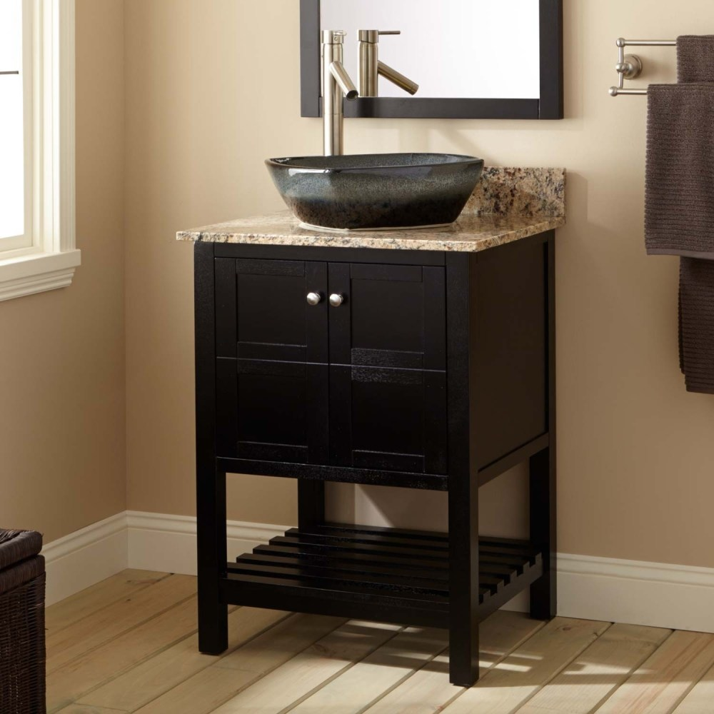 Bathroom Cabinets With Vessel Sinks