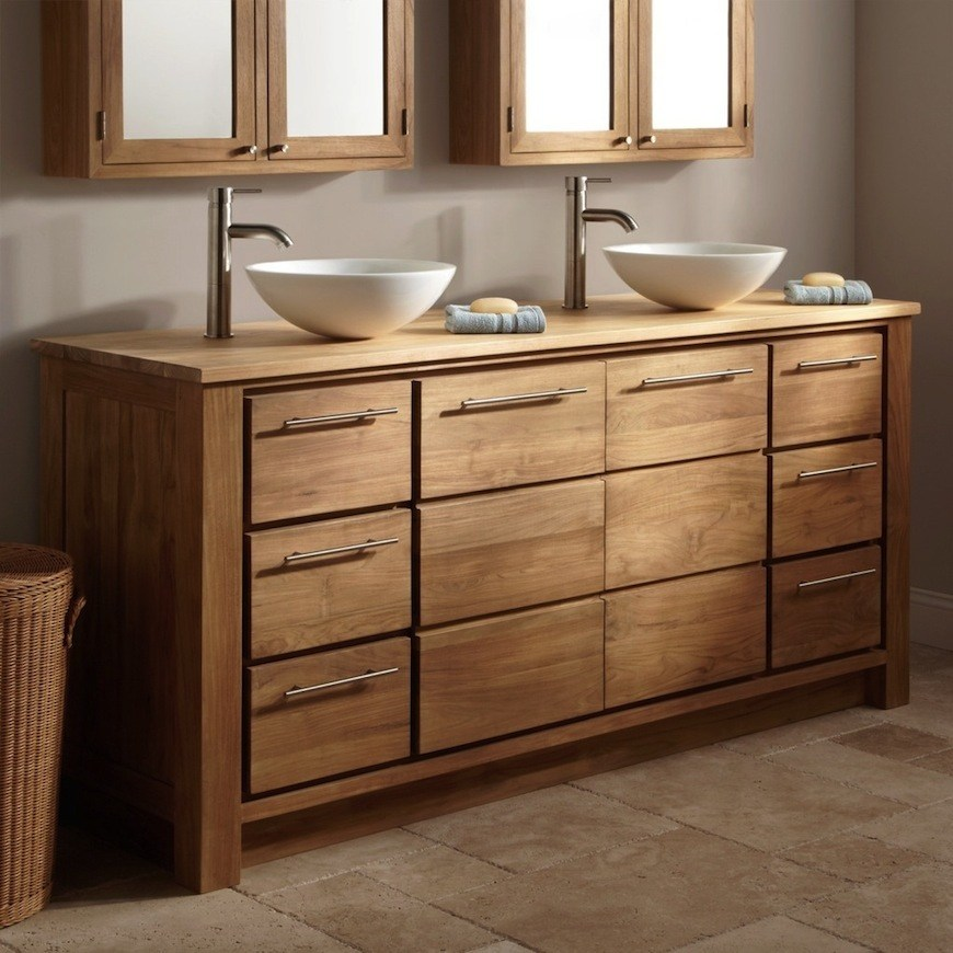 Bathroom Cabinets Wooden