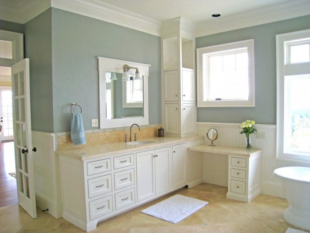 Bathroom Corner Cabinet Ideas