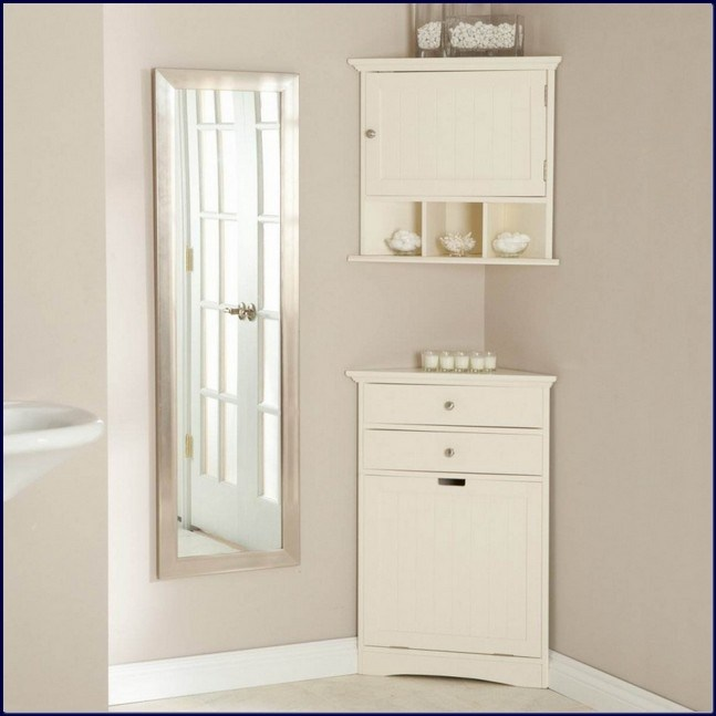 Bathroom Corner Cabinets