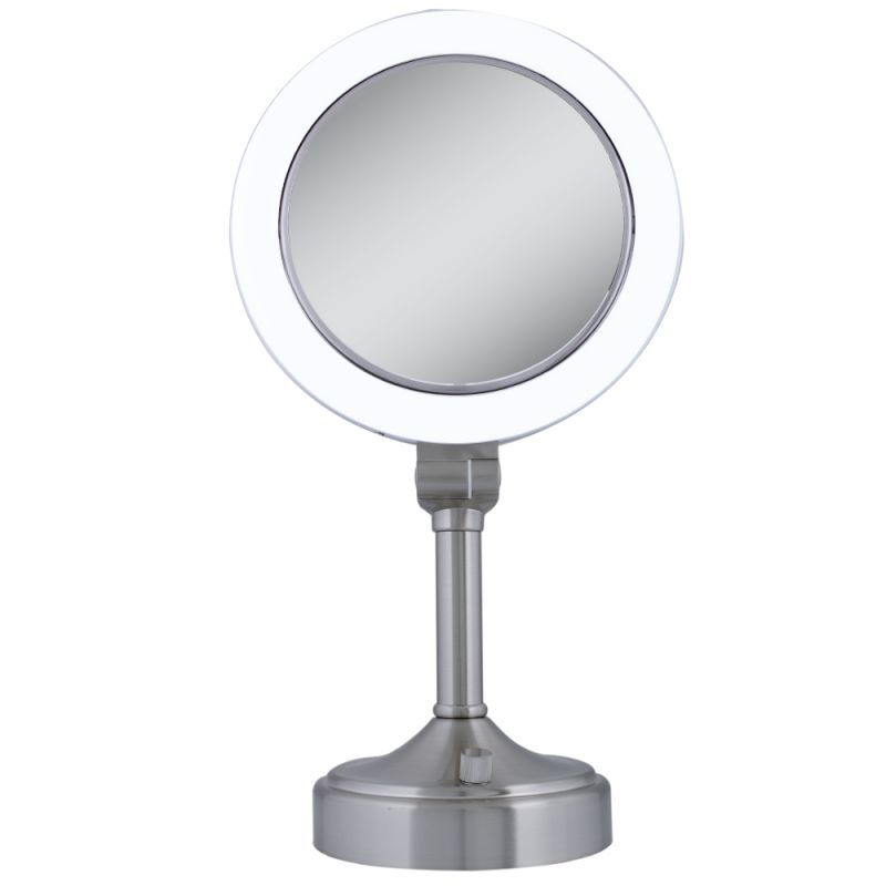 Bathroom Magnifying Mirror With Light Uk