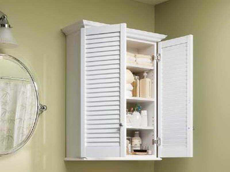 Bathroom Medicine Cabinet Plans