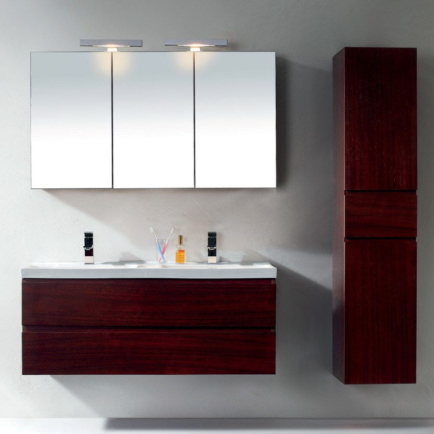 Bathroom Mirror Cabinet Ideas