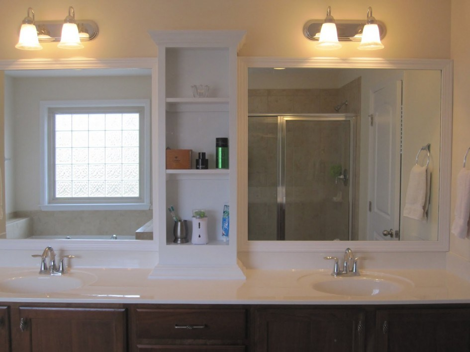 Bathroom Mirror Designs India