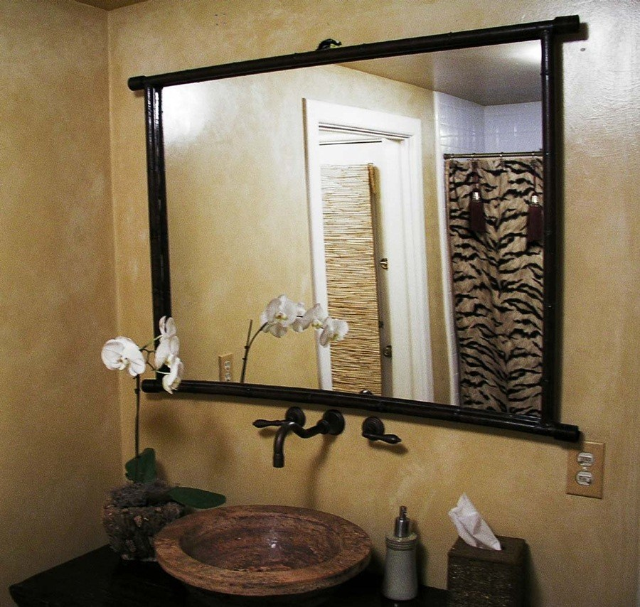 Bathroom Mirror Frame Kit Canada