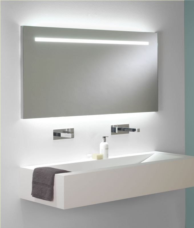 Bathroom Mirror Led Battery