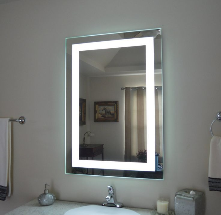 Bathroom Mirror Medicine Cabinet With Lights
