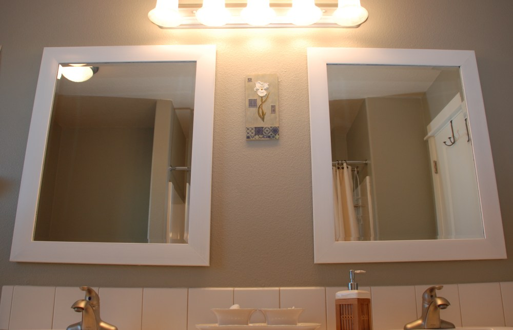 Bathroom Mirror Replacement Glass