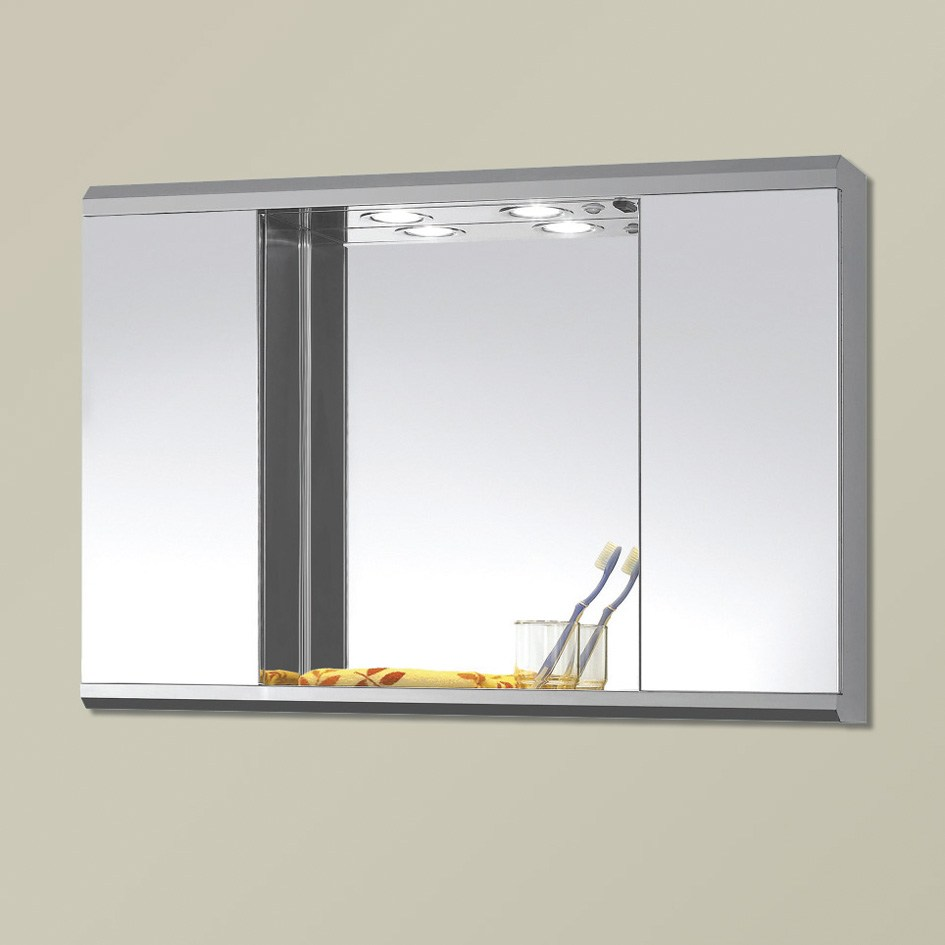 Bathroom Mirror Wall Cabinets