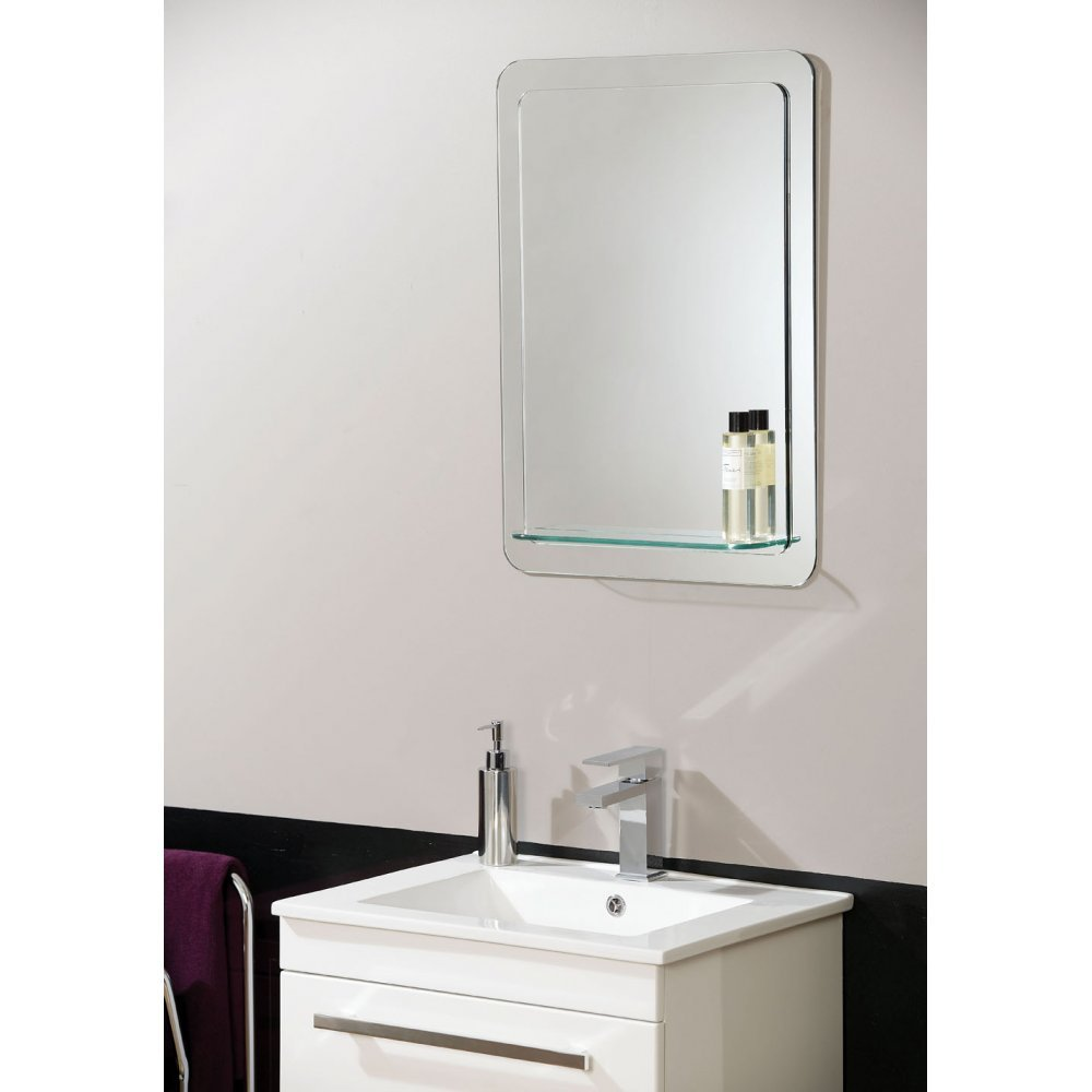 Bathroom Mirror With Shelf Uk