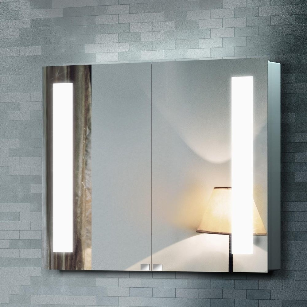 Bathroom Mirror With Storage India