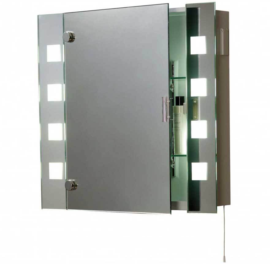 Bathroom Mirror With Storage Inside