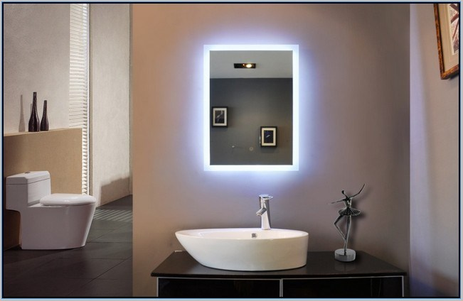 Bathroom Mirrors With Led Lights Sale