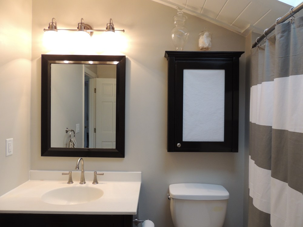 Bathroom Mirrors With Lights Above
