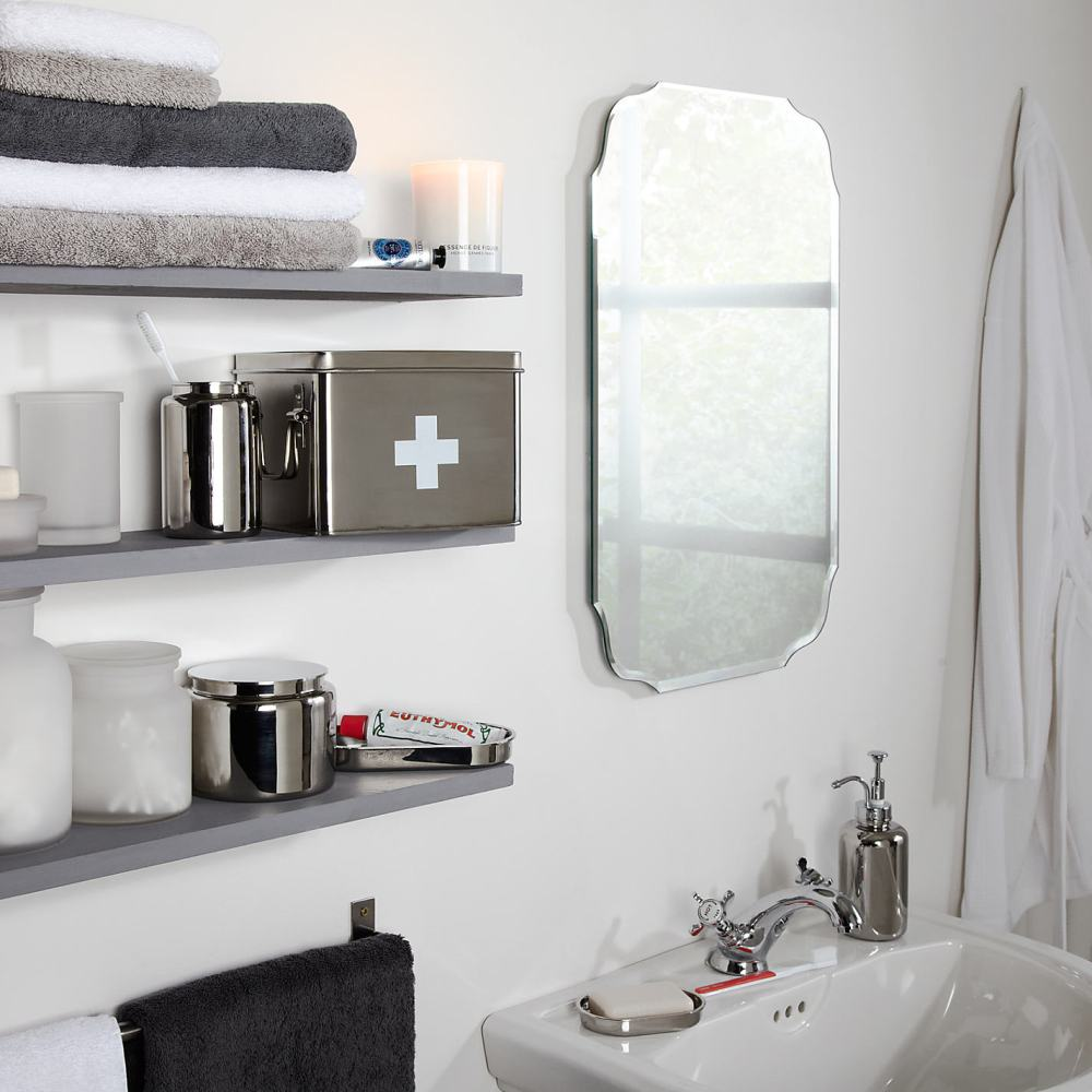 Bathroom Mirrors With Shelf Uk
