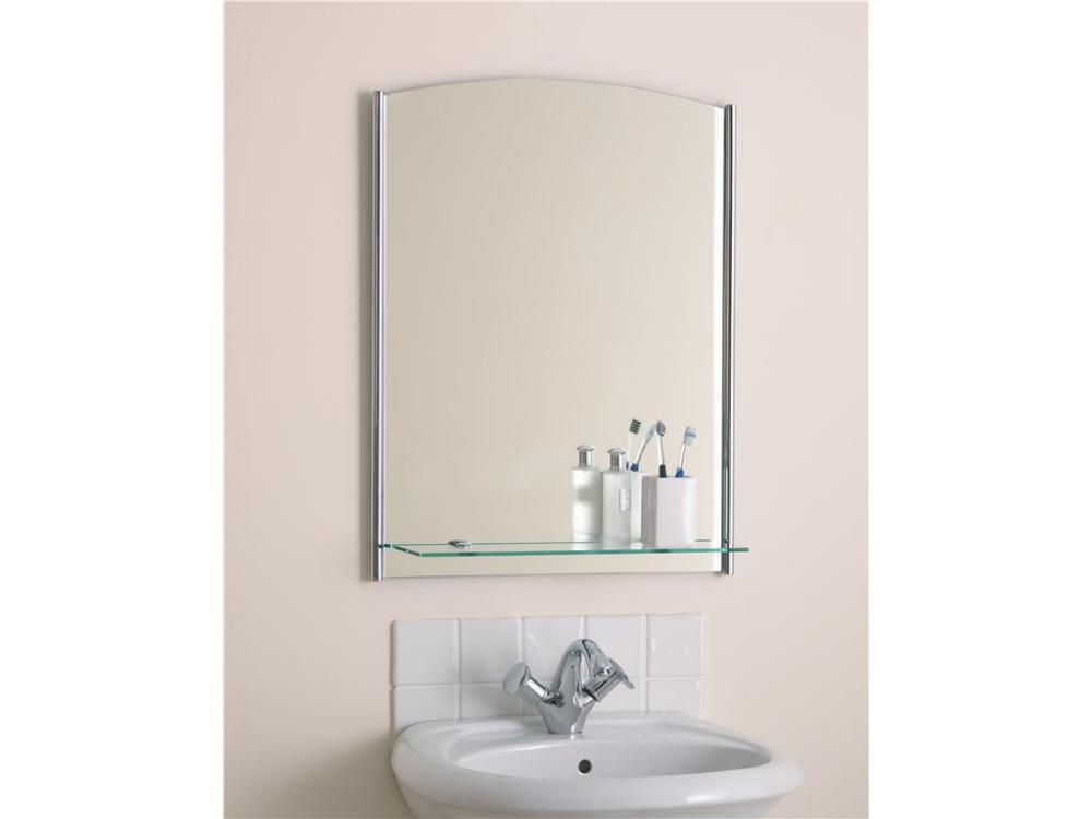 Bathroom Mirrors With Shelf