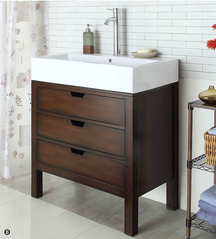 Bathroom Sink Cabinet With Drawers