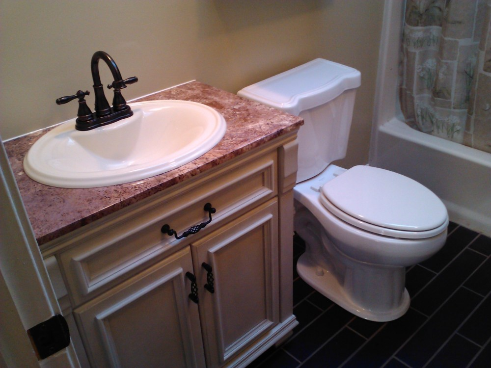 Bathroom Sink Cabinets For Small Bathrooms