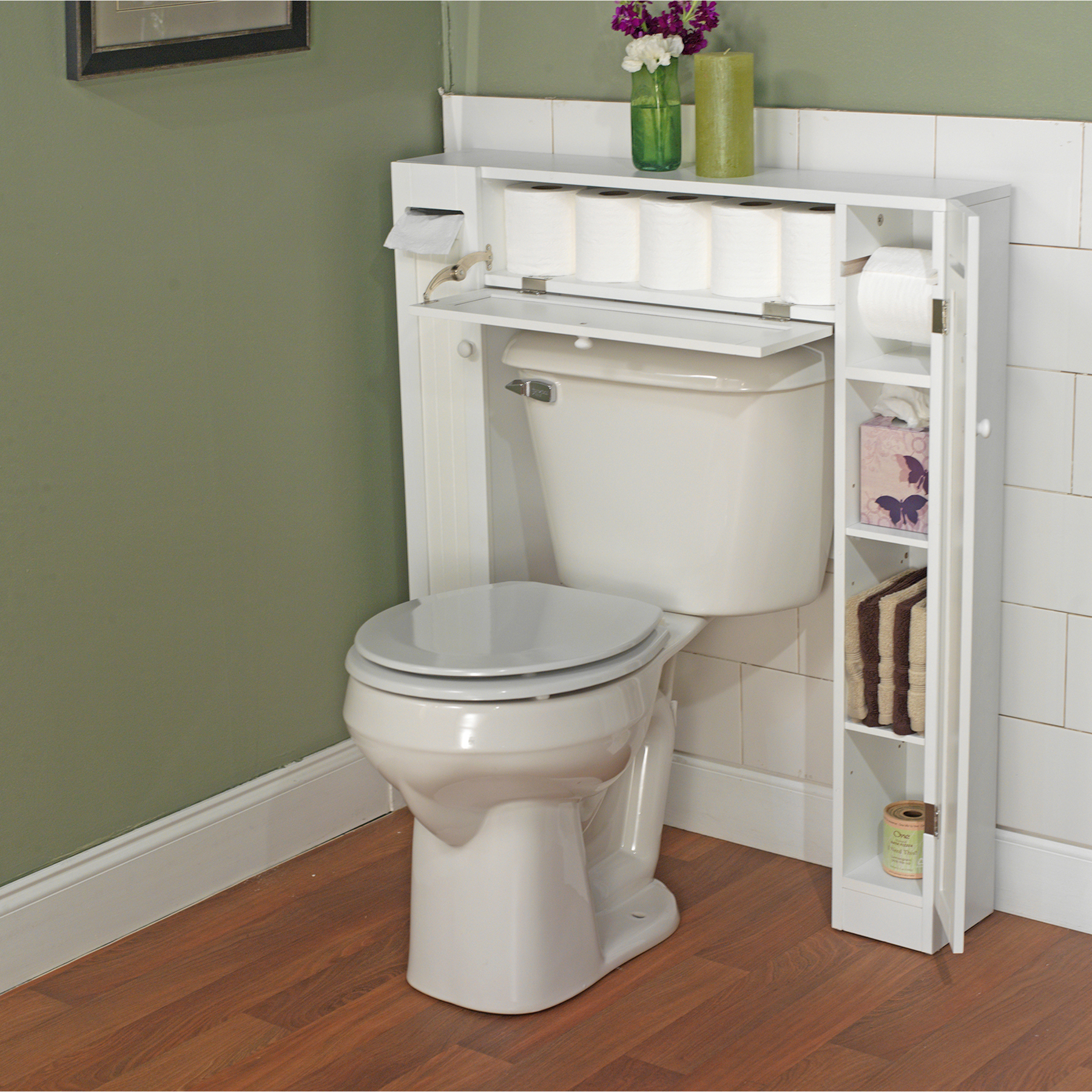 Bathroom Space Saver Cabinet