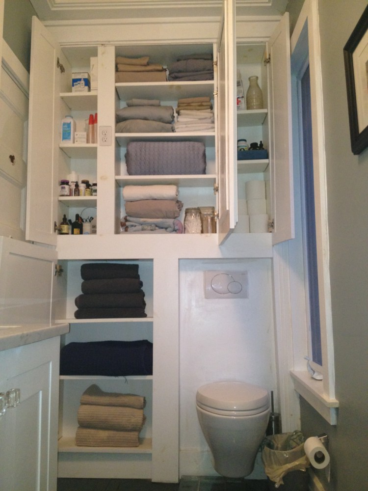 Bathroom Storage Cabinet Designs
