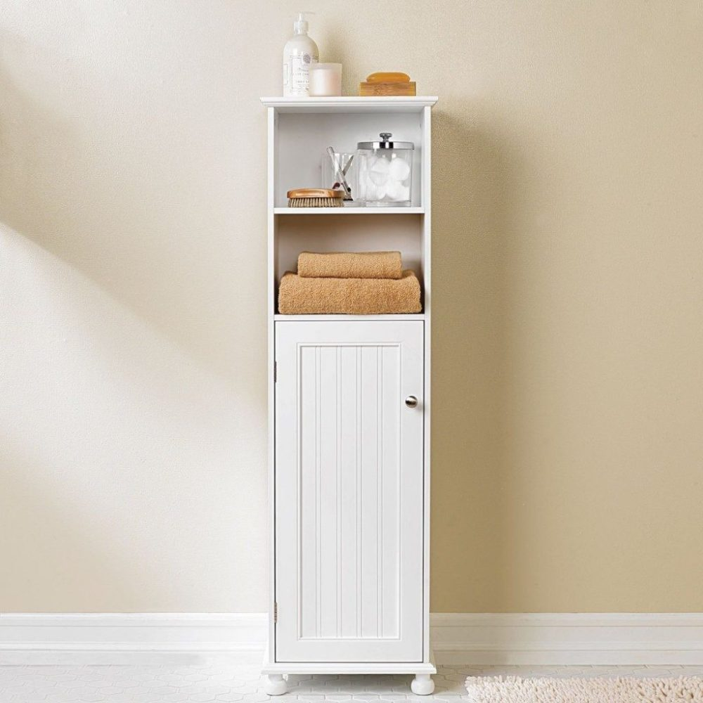 Bathroom Storage Cabinets Floor Standing