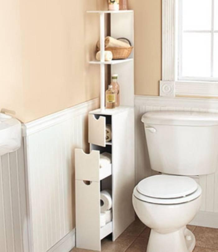 Bathroom Storage Cabinets Small Spaces