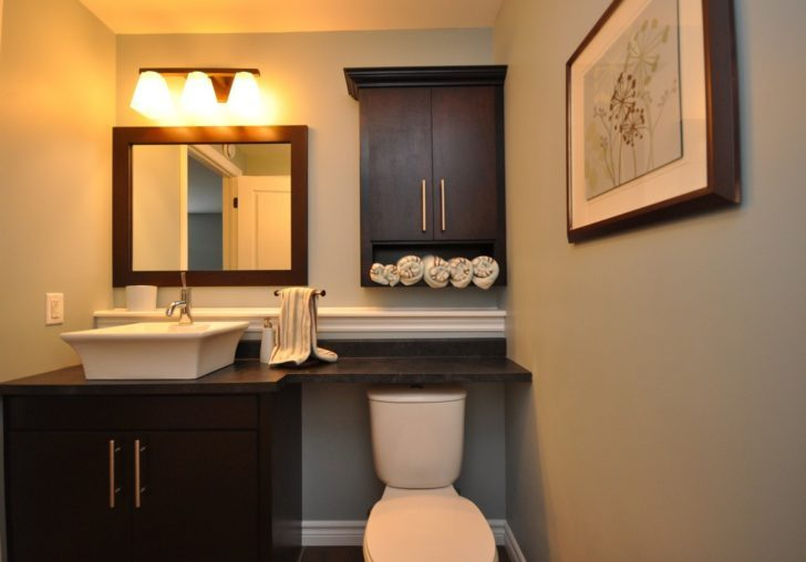 Bathroom Wall Cabinet Over Toilet