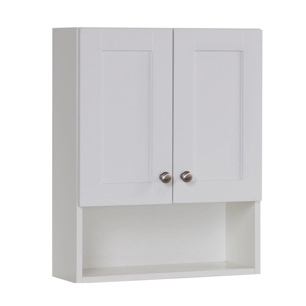 Bathroom Wall Cabinets Home Depot Canada