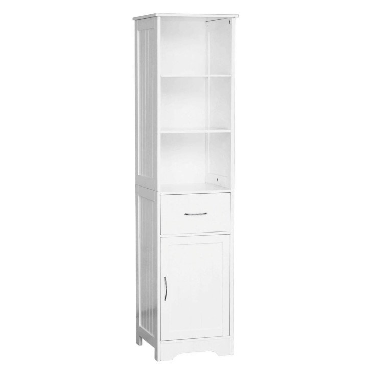 Bathroom Wall Cabinets With Drawers