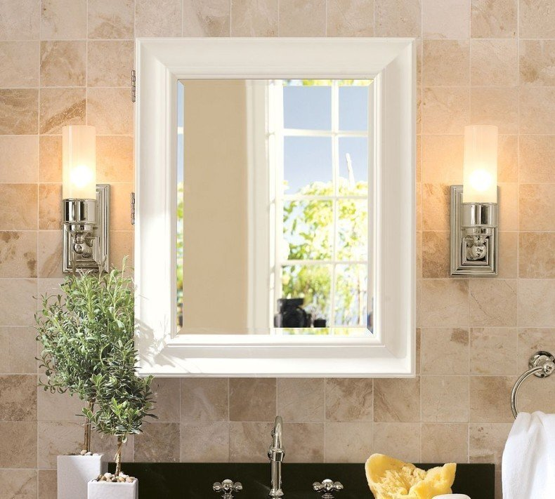 Bathroom Wall Lights For Mirrors