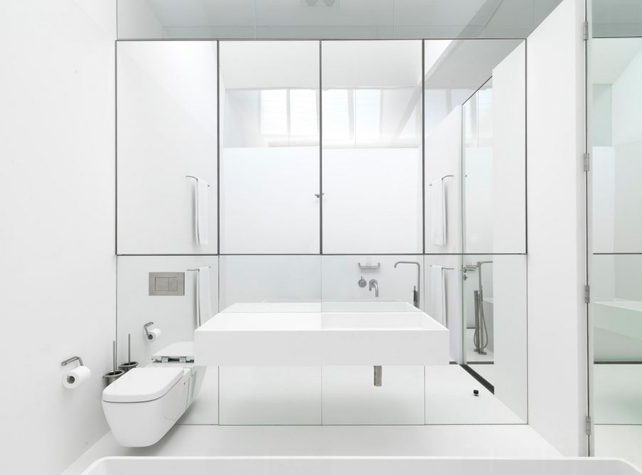 Bathroom Wall Mirror Design