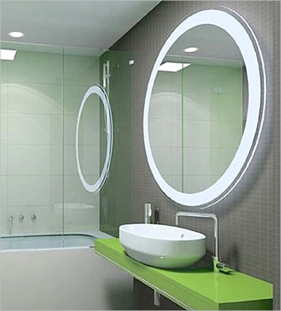 Bathroom Wall Mirror Designs