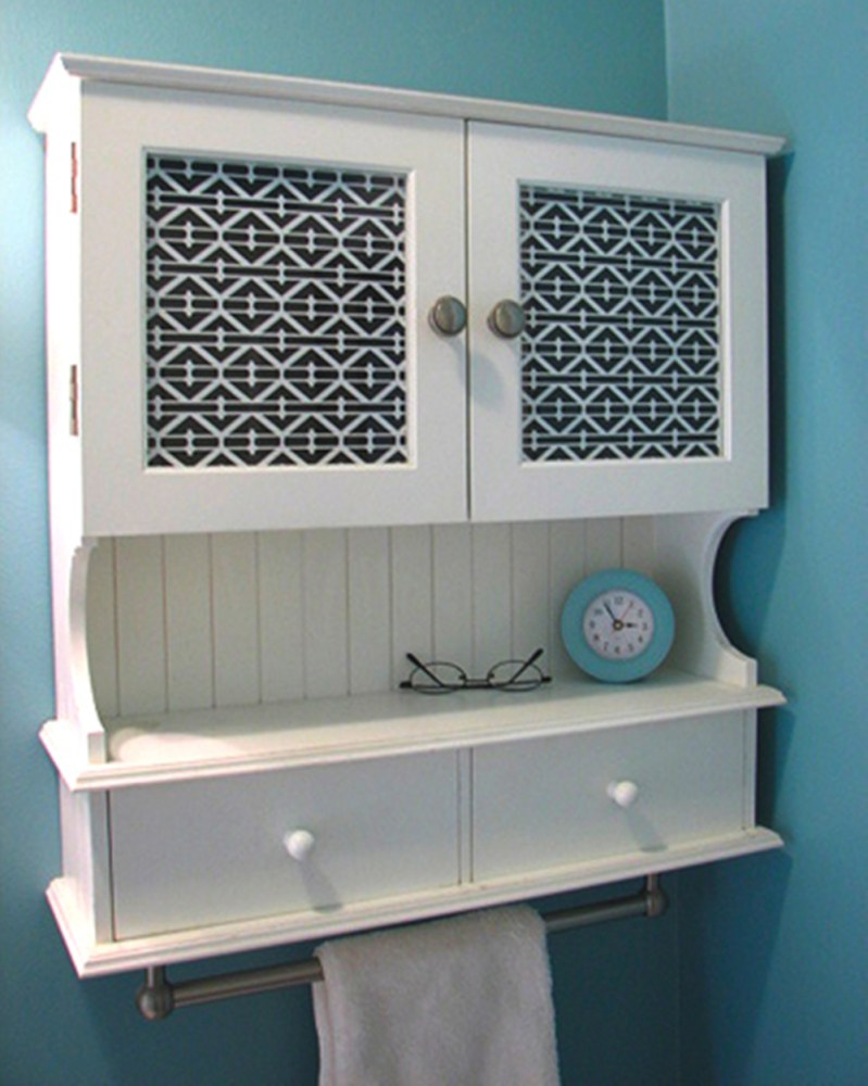 Bathroom Wall Storage Cabinets With Doors
