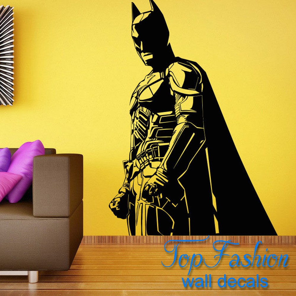 Batman Cityscape Wall Decal