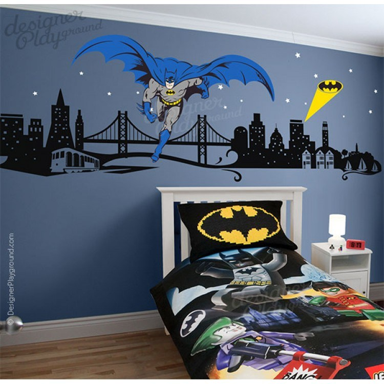 Batman Wall Decals Canada