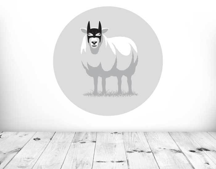Batman Wall Decals Nz