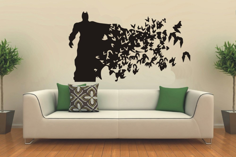 Batman Wall Mural Decal