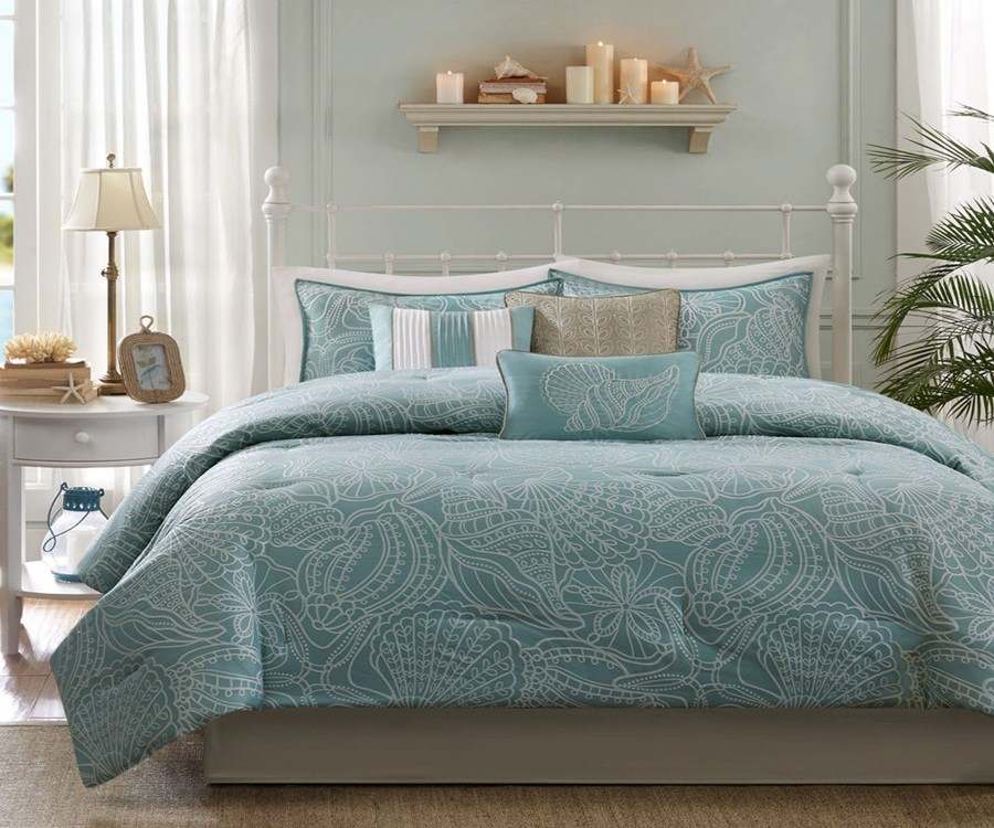 Beach Themed Comforter Sets