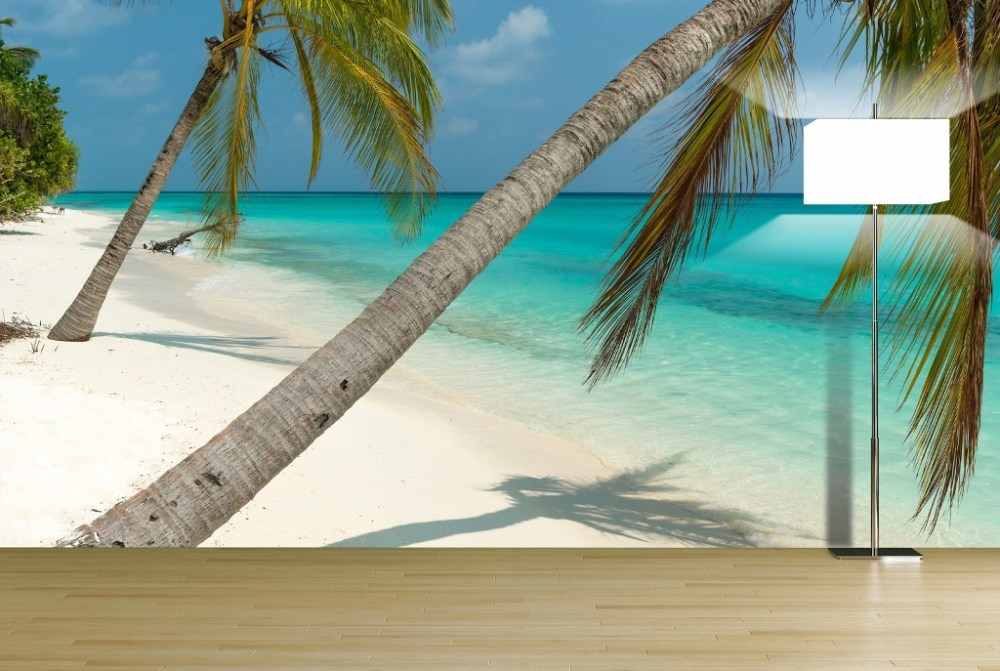 Beach Themed Wall Decals