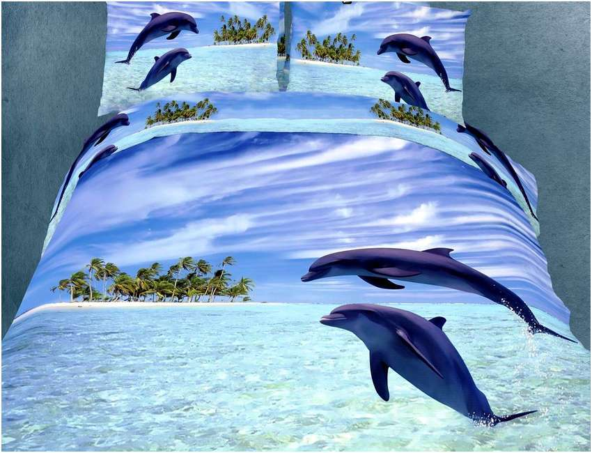 Beach Twin Comforter Sets