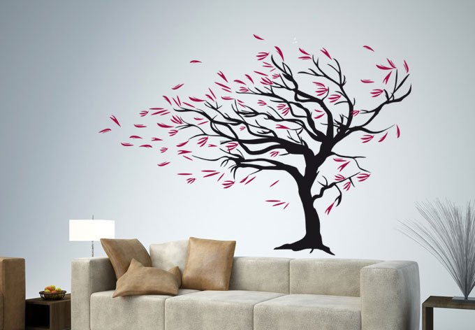 Beautiful Wall Decals Ideas